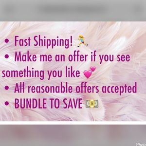 Fast Shipping! Bundle for additional savings!